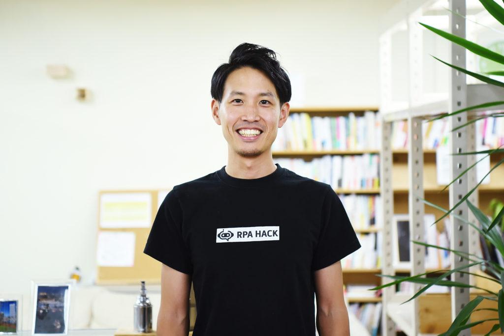 【INTERVIEW】シェアオフィスに入居する藤澤専之介さんにインタビューしました!
